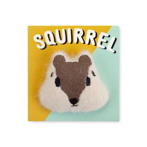 Unmelt 野生動物別針-松鼠 Wildpin-Squirrel