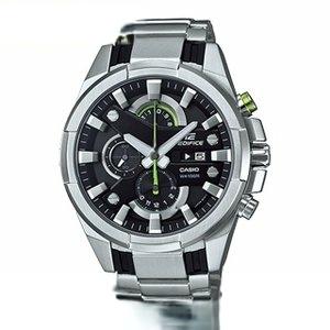 【CASIO 卡西歐 EDIFICE 系列】日系三眼多層次錶盤賽車錶(EFR-540D)