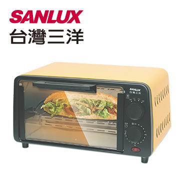 台灣三洋SANLUX 9L 電烤箱(SK-919HD)