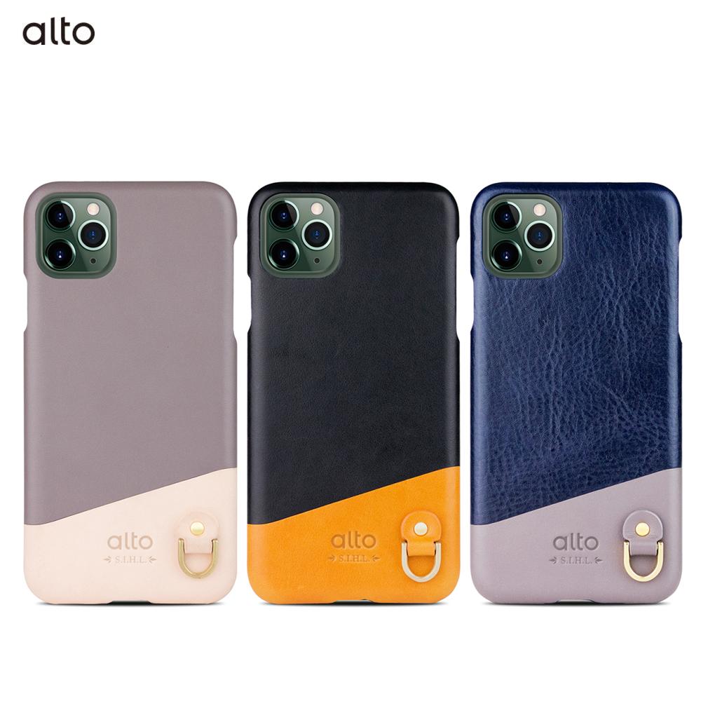 【Alto】 Anello 真皮背蓋 iPhone 11 Pro Max