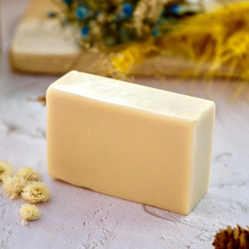 【 青手作 】樸貞茉莉 純橄欖乳皂   沐浴 滋養修護