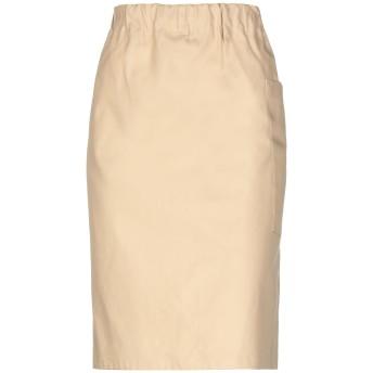 《セール開催中》SOFIE D'HOORE レディース ひざ丈スカート ベージュ 44 コットン 100%