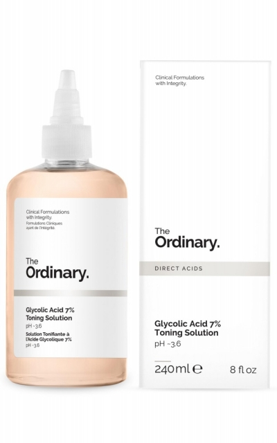The Ordinary 甘醇酸去角質化妝水 Glycolic Acid 7% Toning Solution 240ml