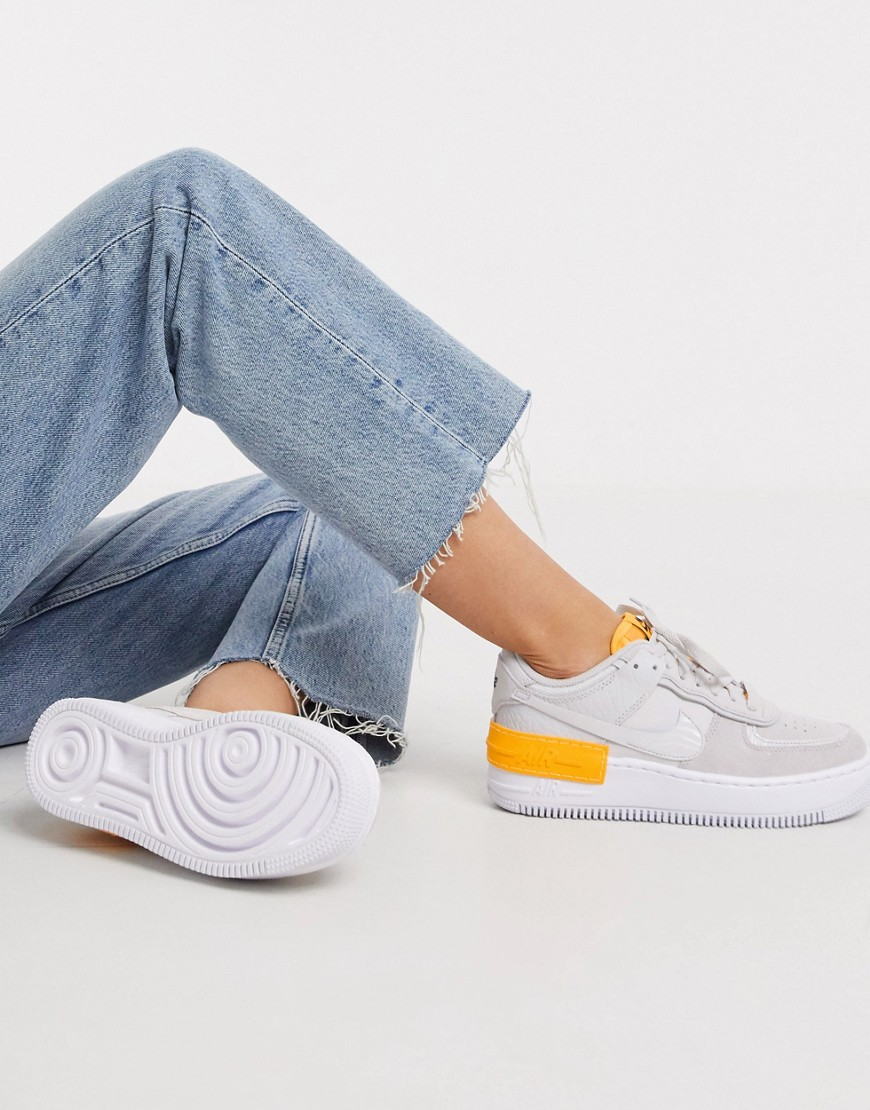 Trainers by Nike This item is excluded from promo Lace-up fastening Padding at collar for a snug, co