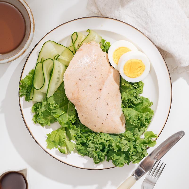 [台畜] 鮮嫩即食雞胸肉24包組 (160g/片) 清香麻油