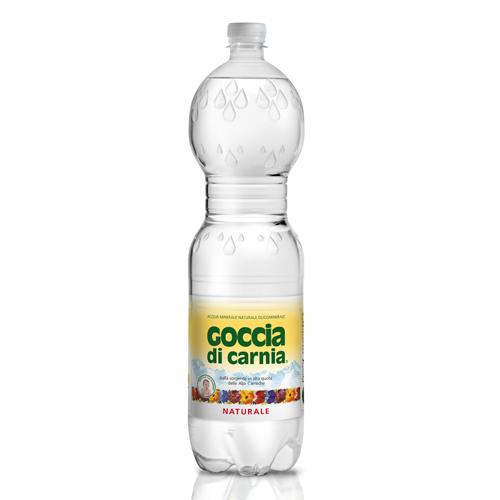 Goccia di Carnia 高地卡尼天然礦泉水 瓶裝(1500mlx12入)