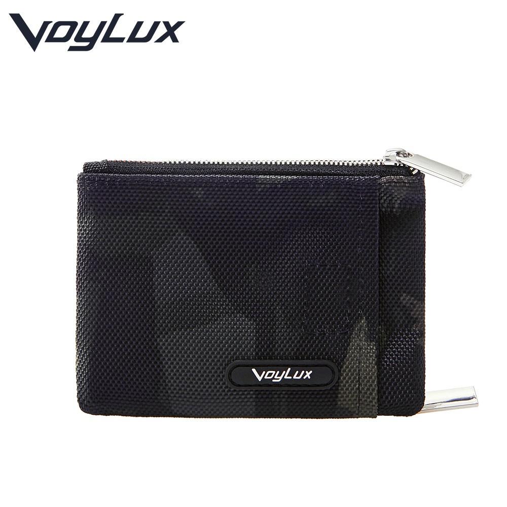 VoyLux 伯勒仕-Camo迷彩系列雙口袋零錢包-1095775