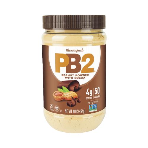 [PB2] 粉狀可可花生醬 (454g/罐)(全素)