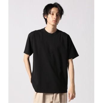 (JOURNAL STANDARD relume Men's/ジャーナルスタンダード レリューム メンズ)【LA APPAREL / ロサンゼルスアパレル】6.5oz Garment Dye クルーネックTシャツ/メンズ ブラック