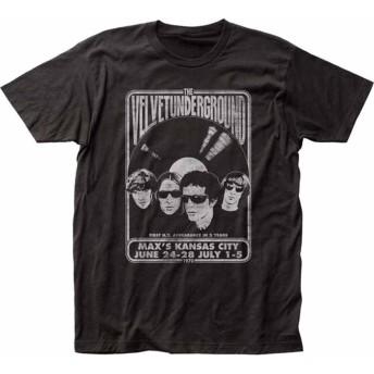 VELVET UNDERGROUND ヴェルヴェットアンダーグラウンド - Velvet Vinyl/Tシャツ/メンズ 【公式/オフィシャル】