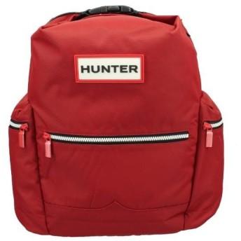 HUNTER ハンター バックパック メンズ レディース レッド UBB6017ACD MLR MILITARY RED