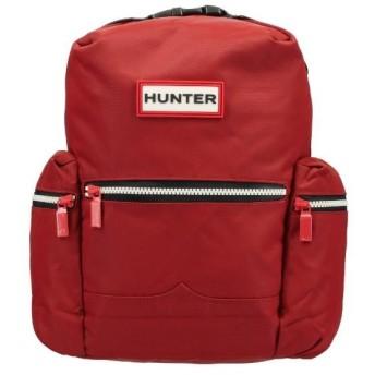 HUNTER ハンター バックパック メンズ レディース レッド UBB6018ACD MLR MILITARY RED