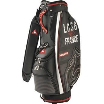 【送料無料】 ルコックスポルティフ ゴルフ メンズキャディーバッグ 9.0ガタキャディバック QQBPJJ06 メンズ F BK00
