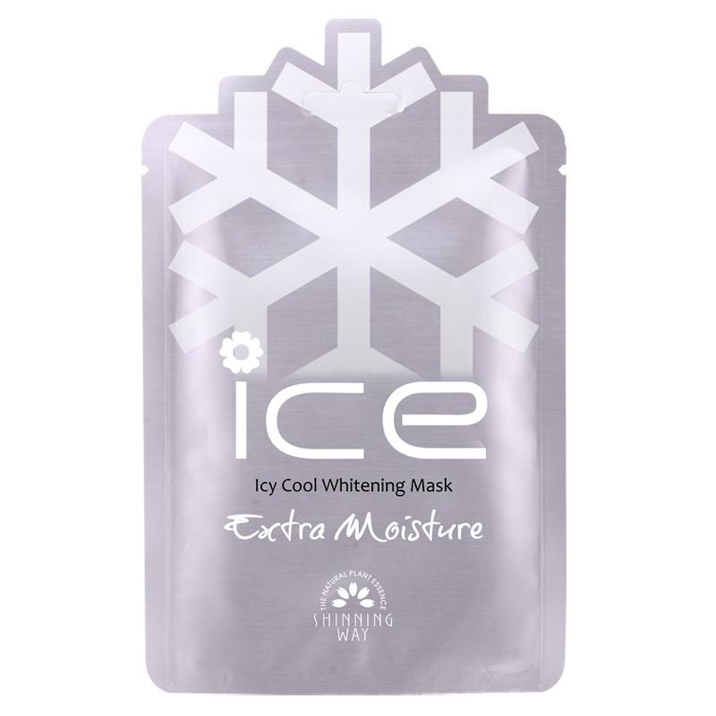 SHINNING WAY冰沁面膜100片+加碼送10片