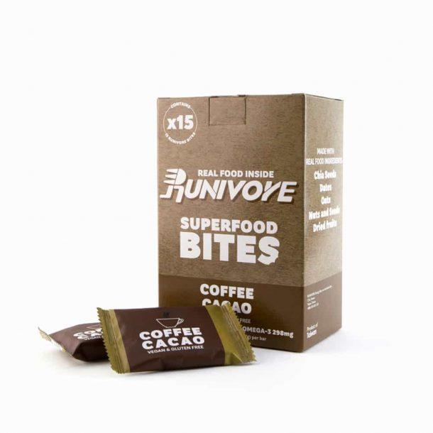 [RUNIVORE] 咖啡可可子能量棒(17g*15)(全素)
