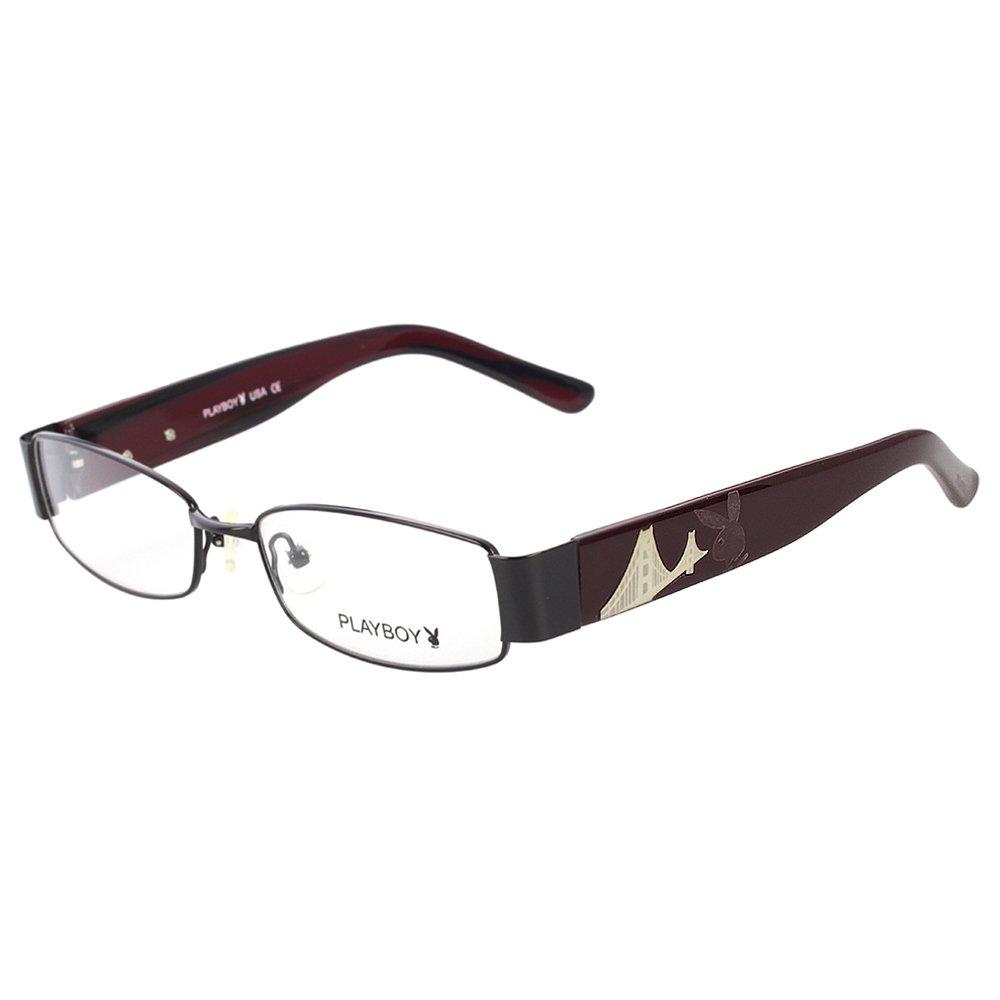 PLAYBOY - 流行光學眼鏡 (黑色)