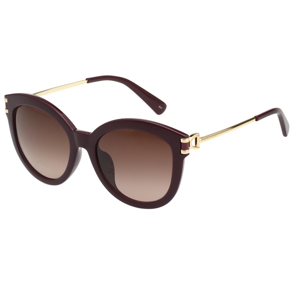 LONGCHAMP 太陽眼鏡 (酒紅色) LO604SA