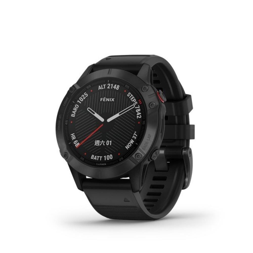 [GARMIN] fenix 6 進階複合式運動GPS腕錶