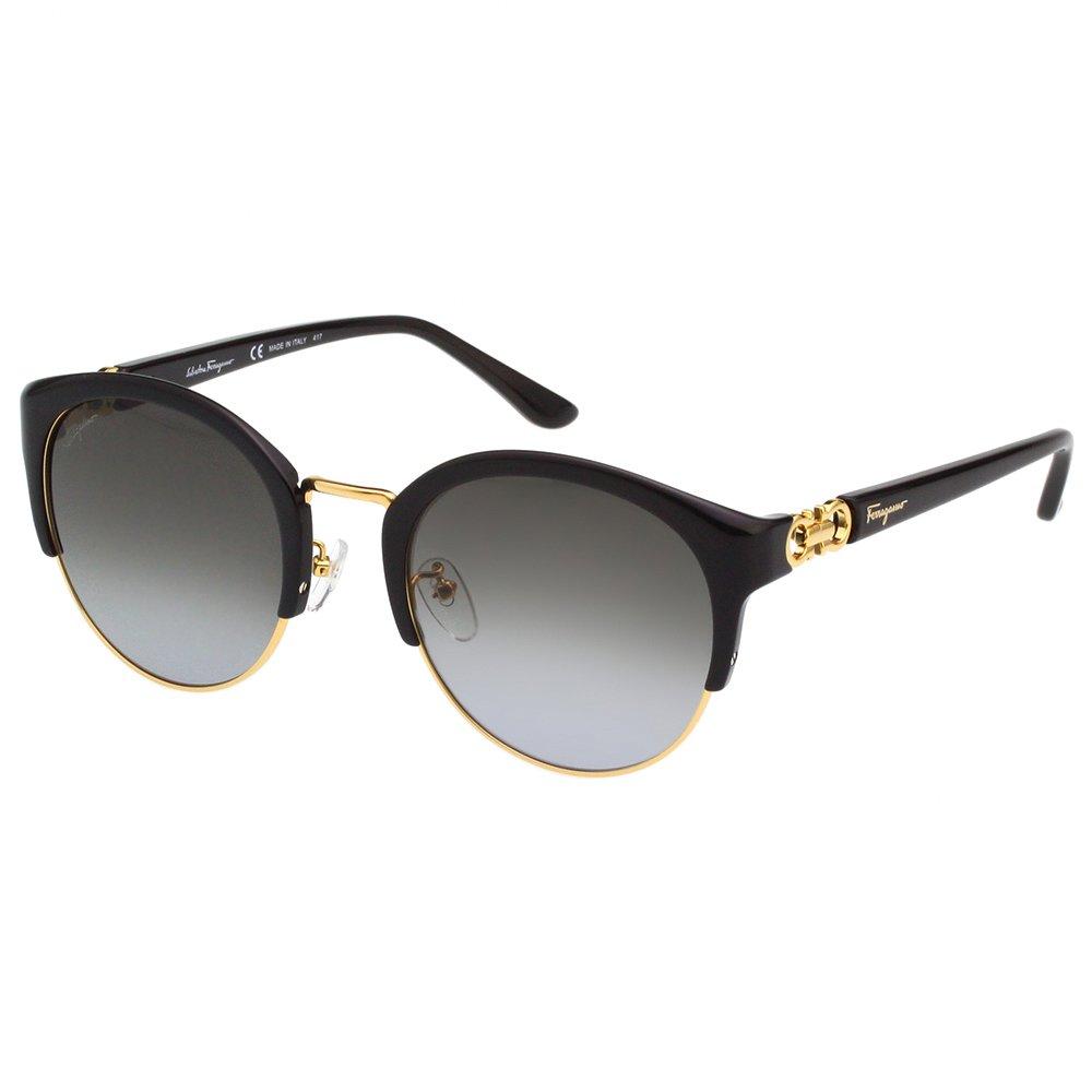 Salvatore Ferragamo 太陽眼鏡(金色+黑色)SF902SK