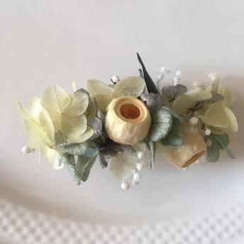 お花クリップ