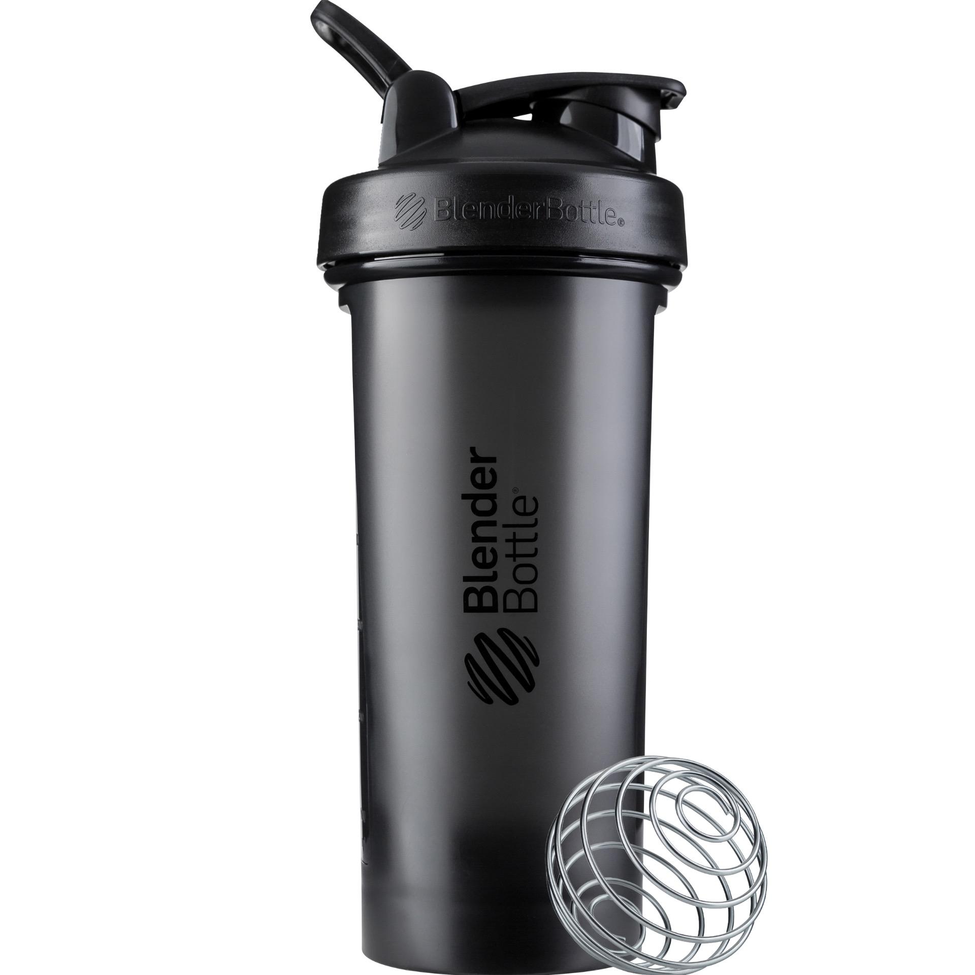 [Blender Bottle] 第2代Classic搖搖杯(830ml/28oz)-夜黑
