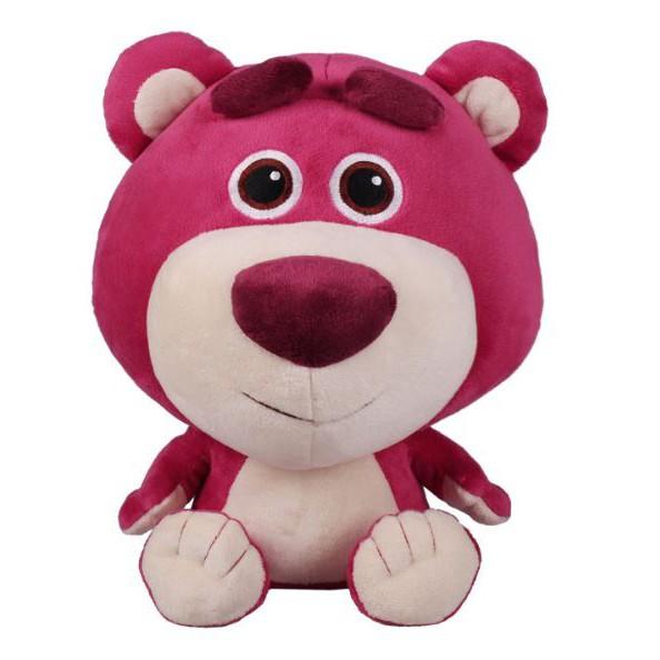 大頭版熊抱哥 絨毛 娃娃 玩偶 玩具 迪士尼 玩具總動員Toy Story 30cm坐姿