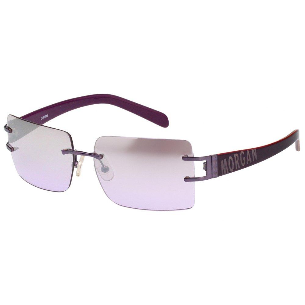 MORGAN 水銀面太陽眼鏡 (紫色)MOR1025