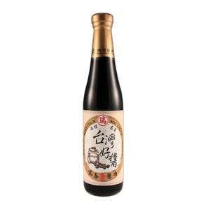 台灣好醬黑豆醬油