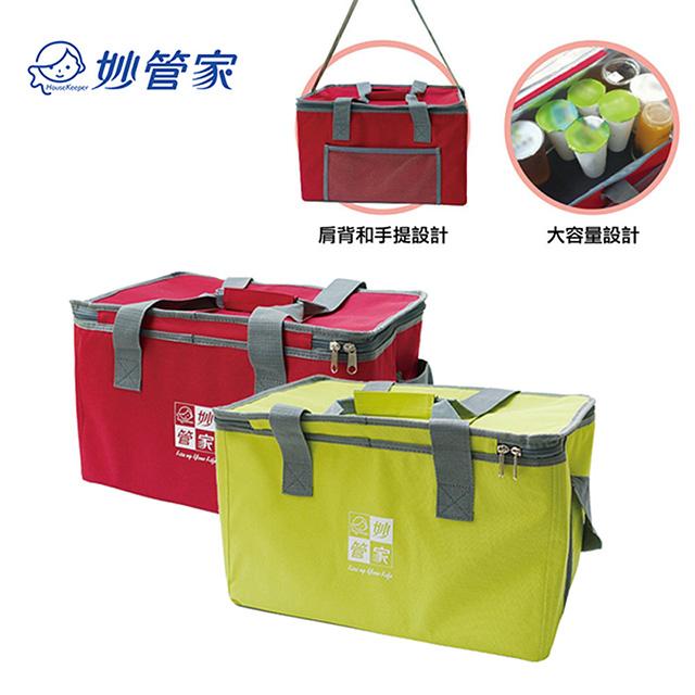 妙管家 22L便利開保鮮袋 HKB-022 超值二入 免運