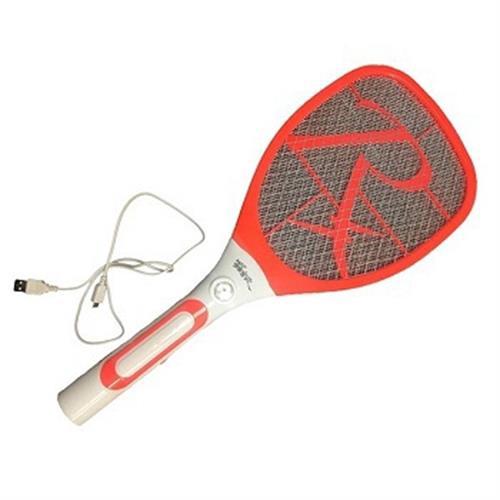 羅蜜歐 USB充電式捕蚊拍 MS-25[大買家]