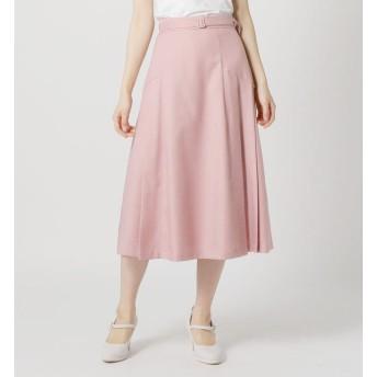 【ミッシュマッシュ/MISCH MASCH】 タック切替スカート