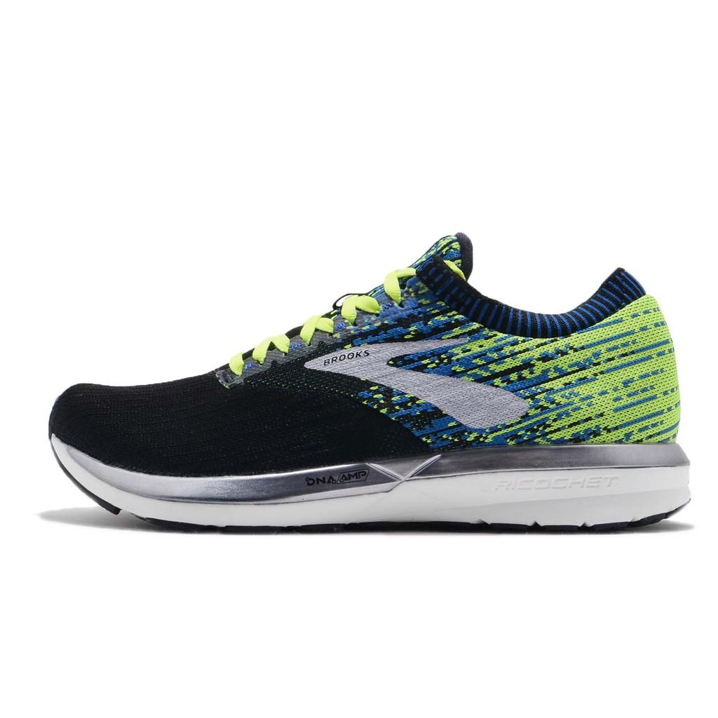 BROOKS 男慢跑鞋  Ricochet  1102931D004