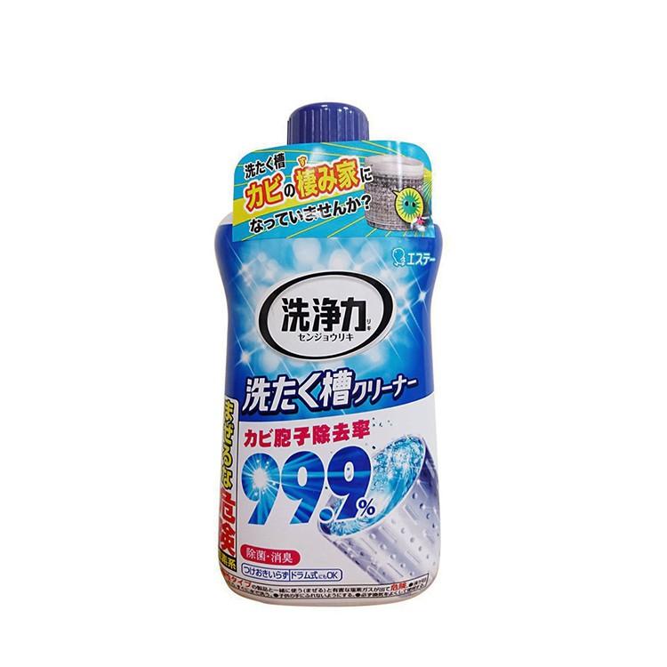 日本 雞仔牌 ST洗衣槽除菌劑550g
