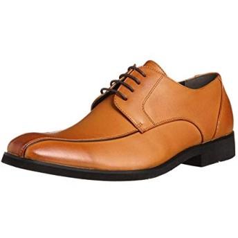 [マドラス] U.P renoma ユーピーレノマ U3559 3559 メンズ ビジネスシューズ スワール 靴 正規品 (ライトブラウン, measurement_27_point_0_centimeters)