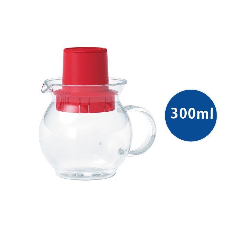 HARIO 茶包專用泡茶壺/TTH-30-R/TTH-30-OG/TTH-30-OW