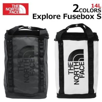 THE NORTH FACE ザ ノースフェイス Explore Fusebox S KX7 エクスプローア フュースボックス リュック リュックサック バックパック 14L A4 ブラック