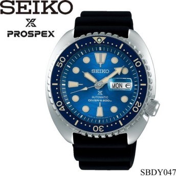 エントリーでポイント5倍 SEIKO セイコー PROSPEX プロスペック ダイバースキューバ メンズ 男性用 腕時計 ウォッチ 自動巻き 200m潜水用防水 sbdy047
