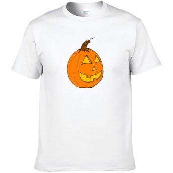 メンズコットン半袖ティーンラウンドネックTシャツ汗吸収性通気性非ボールカジュアルトップフィットネス服ホームウェア