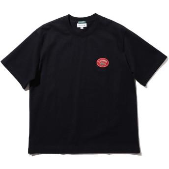 (ビームス)BEAMS/半袖カットソー LACOSTE × BEAMS 別注 ヴィンテージ バッジ Tシャツ メンズ MARINE 4