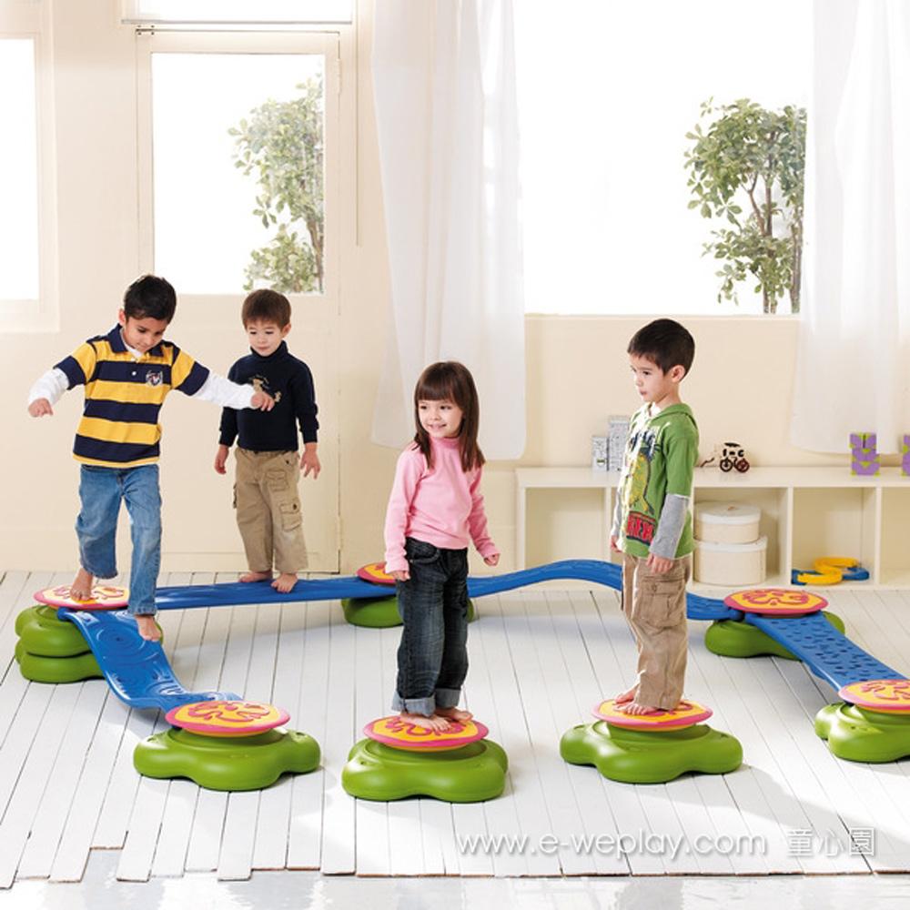Weplay 身體潛能開發系列 動作發展 快樂島 12件組 ATG-KM2012