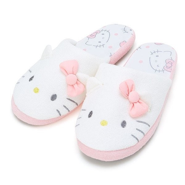 凱蒂貓 涼感室內拖鞋 4901610069769#小日尼三
