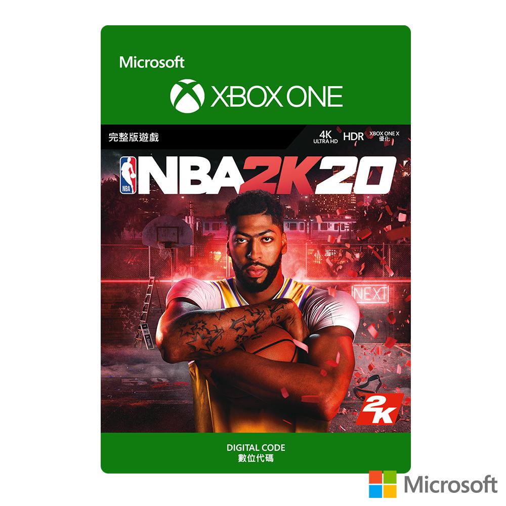 【下載版】Microsoft 微軟 NBA 2K20