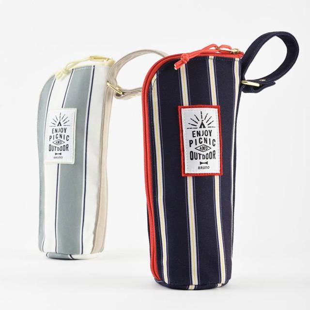 【日本BRUNO】野趣保冷水瓶袋BHK158