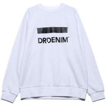 ドクターデニム DR. DENIM Snow Sweater (White Logo)