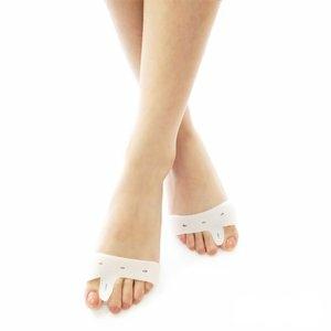 足的美形 頂級矽膠前掌分趾保護墊 (2雙)