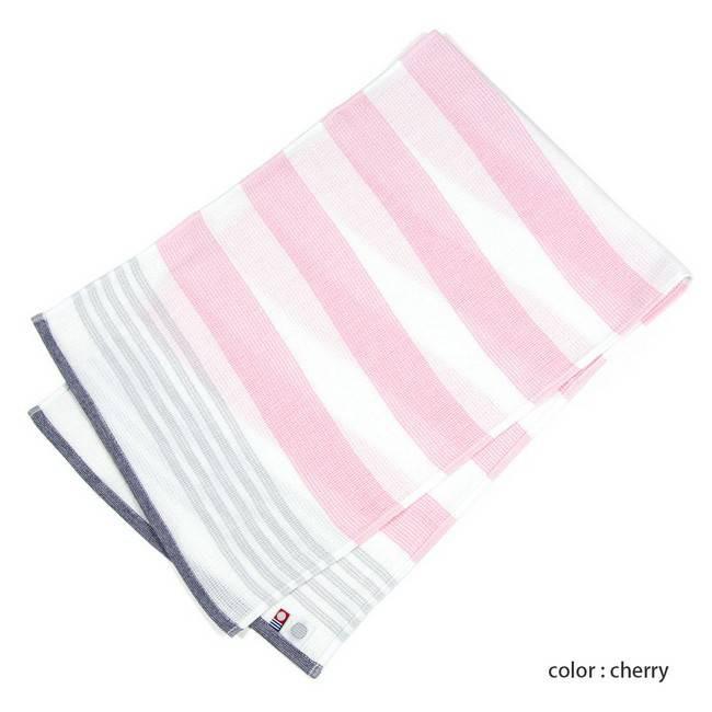 伊織模紗織沐浴巾/ Cherry