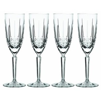 【Marquis by Waterford Sparkle Flute, Set of 4 by Marquis By Waterford】     b005v3rk36