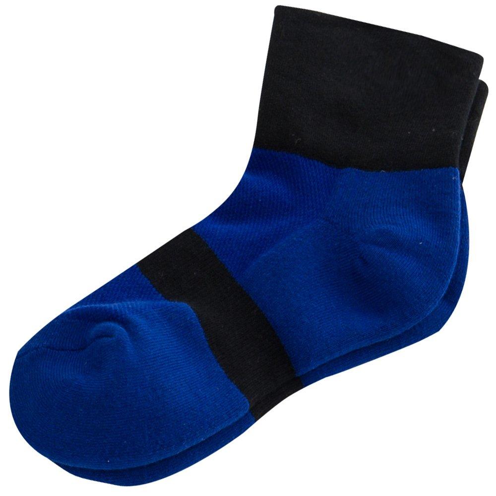 【KEROPPA】可諾帕無痕足弓運動機能女襪x2雙C98008寶藍