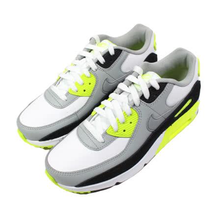 NIKE 女大童 AIR MAX 90 LTR (GS) 經典復古鞋 - CD6864101