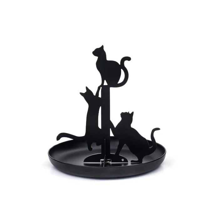 KIKKERLAND Cat Jewelry Stand 飾品架 誠品eslite